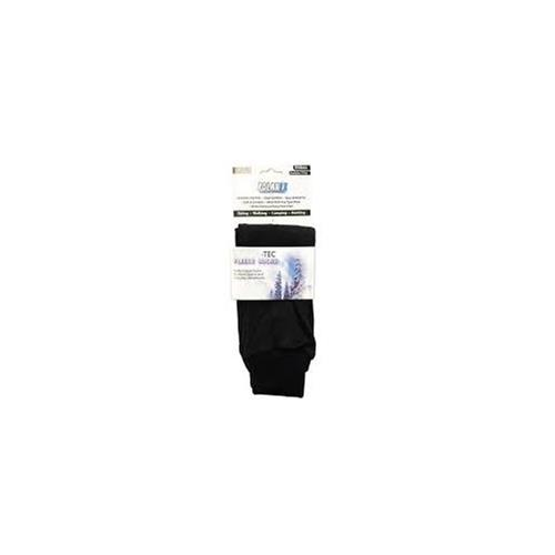 Wholesale STORM-TEC FLEECE SOCKS-BLK ASS