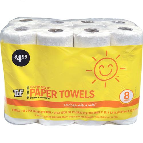 Wholesale PAPER TOWELS 96 SHEET 2 PLY