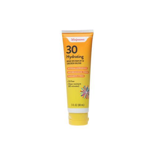 Wholesale SPF30 HYPO-ALERGENIC SUNSCREEN LOTION