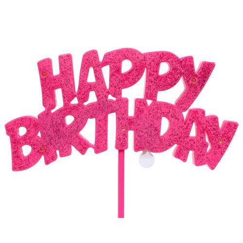 Wholesale HAPPY BIRTHDAY FLASHING CAKE D