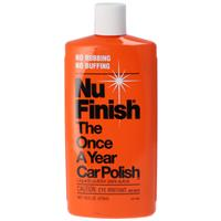 Wholesale NU FINISH ONCE A YEAR CAR POLISH
