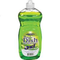 Wholesale Deluxe Dish Liquid - Green Apple Oxi