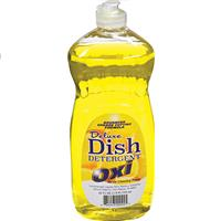 Wholesale Deluxe Dish Liquid - Lemon Oxi