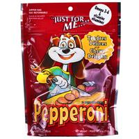 Wholesale Just For Me Dog Treats Chewy Pepperoni - Canada