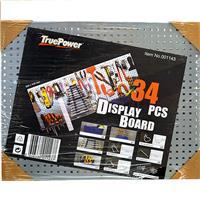 Wholesale Z34pc METAL DISPLAY BOARD & HO