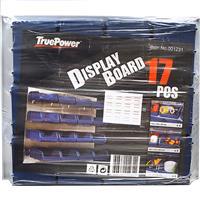 Wholesale 17PC METAL DISPLAY BOARD & PLA
