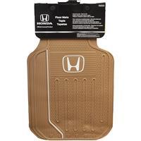 Wholesale 2PK HONDA FLOOR MATS -TAN