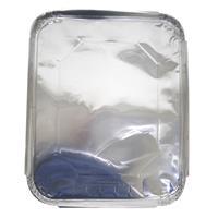 Wholesale Foil Lid - 1/2 Size - No Label