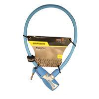 Wholesale KRYPTOFLEX 1265 BIKE KEY CABLE BLUE 2.125 feet x 12 MM