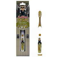 "Wholesale TOOTHBRUSH- BATTERY OPERATED SINGING ""GANGMAN""  GREAT PACKAGING"