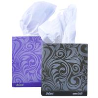 Wholesale Select Cube White Facial Tissue 2 Ply 80 CT