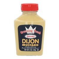 Wholesale CROWNING TOUCH DIJON MUSTARD 9OZ