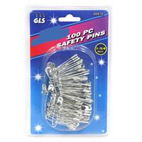 Wholesale 100 PC SAFETY PINS