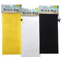 "Wholesale 23"" X 30"" MESH BEACH BAG"