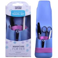 Wholesale 5PC MANICURE FOR HER TRAVEL SET TRIM T60