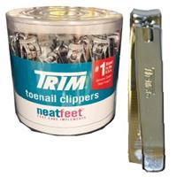 Wholesale 36CT TOENAIL CLIPPER  PLASTIC