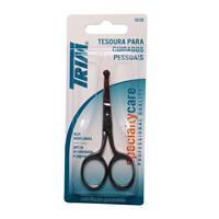 """Wholesale 3.5"""" STAINLESS SAFETY SCISSORS #10120 TRIM SPANISH PACKAGING"""