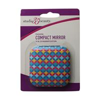 Wholesale FASHION COMPACT MIRROR 1 & 2X STUDIO 35
