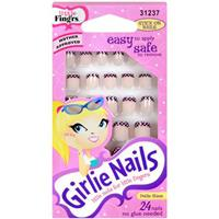 Wholesale 24CT STICK ON GIRLIE NAILS ADO