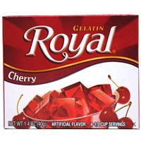 Wholesale Royal Gelatin Cherry