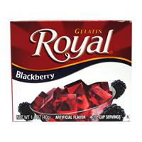 Wholesale Royal Blackberry Gelatin