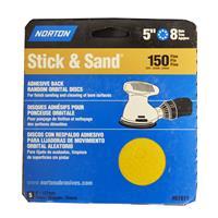 """Wholesale 5pk 5"""" Stick & Sand Disc 150 grit"""