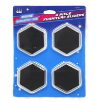 Wholesale 4 piece furniture sliders