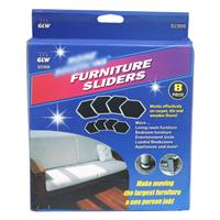 Wholesale 8pc FURNITURE SLIDERS