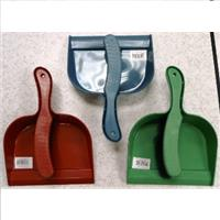 Wholesale PLASTIC DUST PAN & BRUSH SET