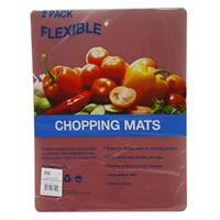 Wholesale 2pc FLEXIBLE CHOPPING BOARDS