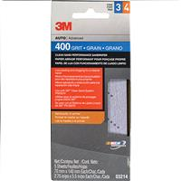 Wholesale 3M 5pk SANDPAPER 400 GRIT