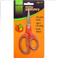 "Wholesale KIDS SCISSORS 5-1/4"" -POINTY"