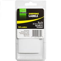 Wholesale Z35CT WHITE SHIPPING LABELS 2x