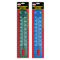 Wholesale JUMBO THERMOMETER- BLUE & GRN