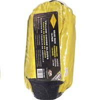 Wholesale 10pr YELLOW CHORE GLOVES LRG