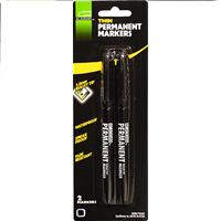 Wholesale MARKER PERMANENT BLACK THIN 2