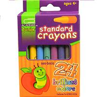 Wholesale CRAYON STANDARD  24 CT