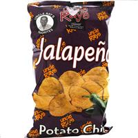 Wholesale Uncle Ray's Potato Chips Jalapeno