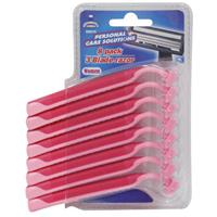 Wholesale 8pk 3 BLADE RAZOR -WOMENS