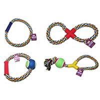 Wholesale LARGE DOG ROPE TOYS