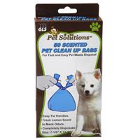 Wholesale 50 SCENTED PET CLEAN UP BAGS