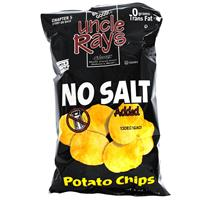 Wholesale Uncle Ray's No Salt Potato Chips