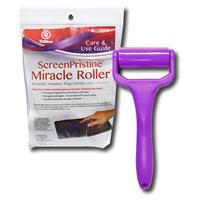 Wholesale Miracle Roller Pristine Screen Cleaner Tool - Purple