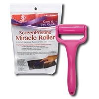 Wholesale Miracle Roller Pristine Screen Cleaner Tool - Pink