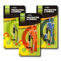 Wholesale Z2PK COMPASS & PROTRACTOR SET