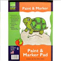 "Wholesale zPAD PAINT & MARKER 9x12"" 40ct"