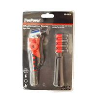 Wholesale 6PC OFFSET SCREWDRIVER ADAPTER