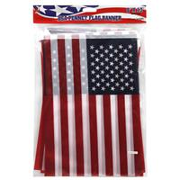 Wholesale 13' USA FLAG PENNANT FLAG BANN