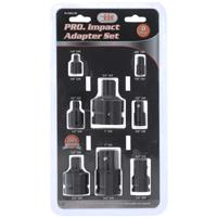 Wholesale 8pc Pro Impact Adapter Set