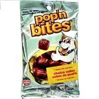 Wholesale Pop'n Bites Choice Cubes Dog Treat CD